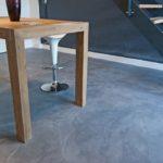 vloer bedrijfsruimte beton ciré